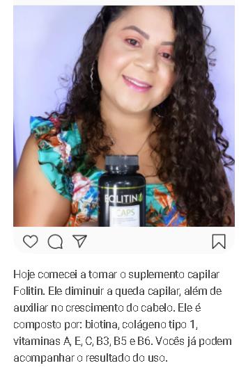 folitin capilar depoimento 1